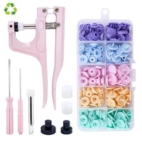 50150 set baby snaps buttons eco friendly resin sets t5 children buttons for clothing diy garment press stud fasteners