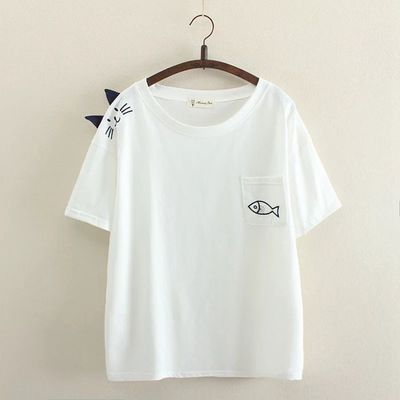 Camiseta de manga corta para mujer, vestido de verano 2020, nueva camiseta de manga larga, camiseta para mujer