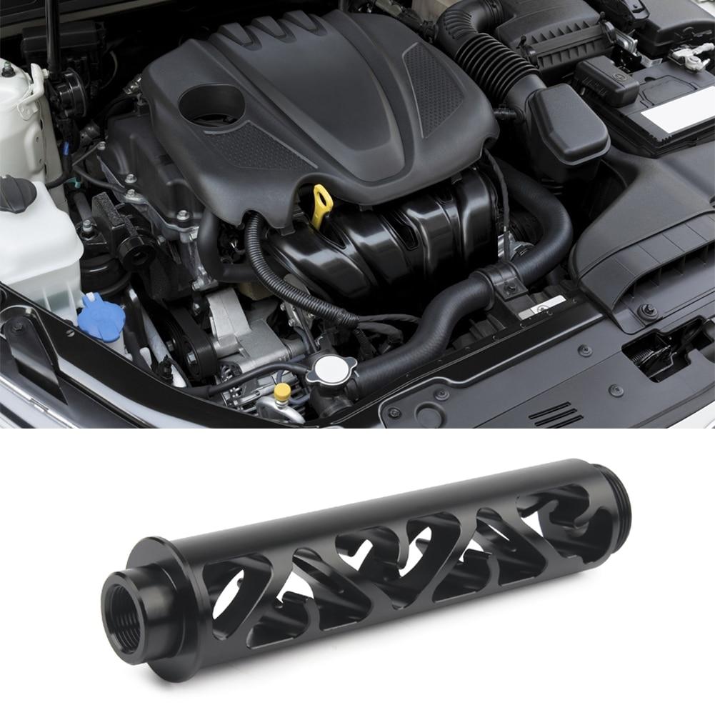 2021 6 Polegada espiral de alumínio 1/2-28 5/8-24 único filtro de combustível do carro do núcleo para napa 4003 wix 24003 filtros solventes da armadilha de combustível