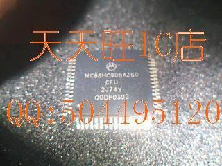 Nieuwe & Originele MC908AZ60ACFUE MC908AZ60AC QFP-64