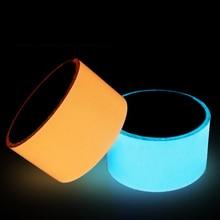 3M Luminous Tape Self Adhesive Glow In The Dark Stickers 1m 2cm 5cm Stage Decorative Luminous Fluorescent Tape Warning Stickers