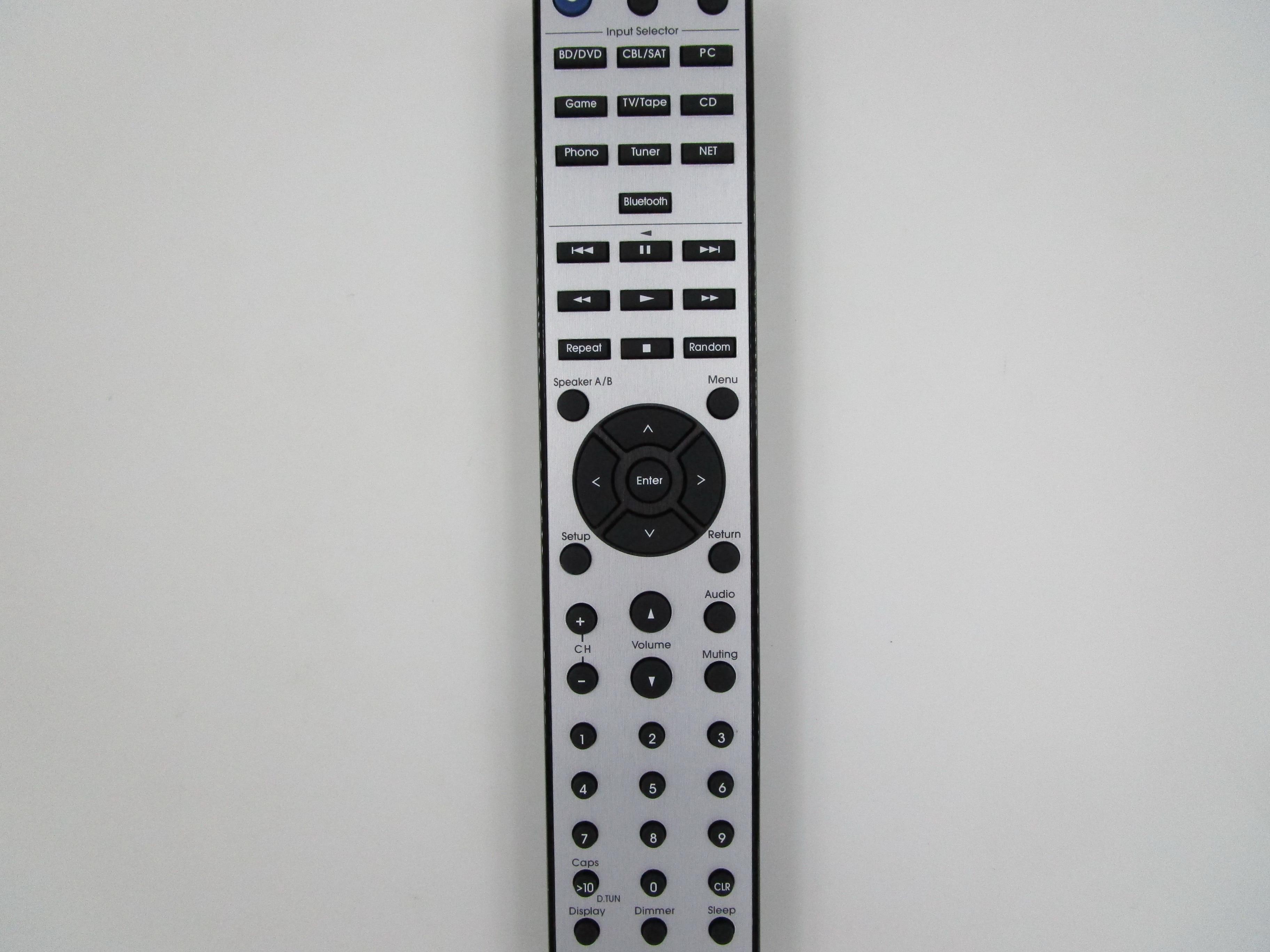 Control remoto para Integra RC-906S DTM-7 DTM-6 DTM-40.7 de red de Audio/Video AV RECEPTOR ESTÉREO