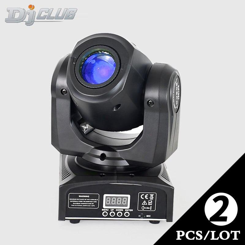 led moving dmx gobos lights 30W LED Spot Moving Head Light/moving head 30w mini DJ stage lighting effect
