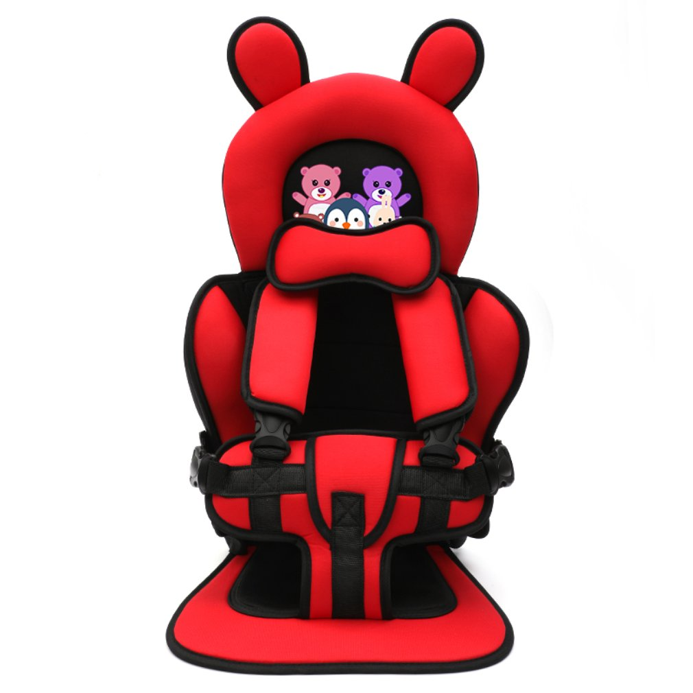 Portable Cartoon Baby Safety Seat For Infants From 6 Months To 12 Years Comfortable Car Child Safety Seat
