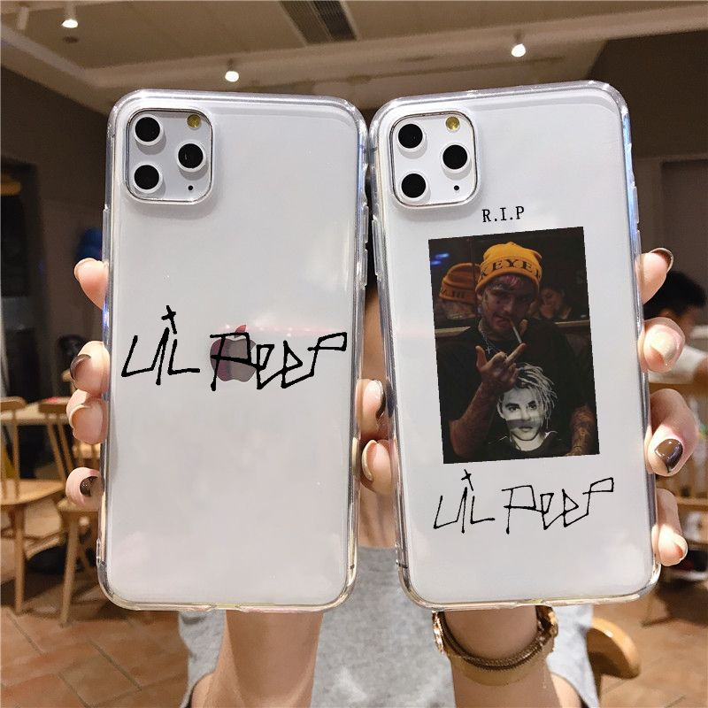 Lil Peep Hellboy Love Silicone Back Cover Case For iPhone X XS XS MAX XR 8 7 6 6S Plus 5s SE XS 11Pro MAX Phone Coque Capa Funda