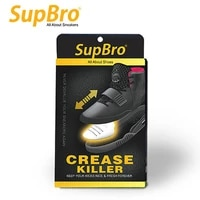 supbro shoe crease protector anti crease washable protector bending crack toe cap support shoe stretcher shoes shield