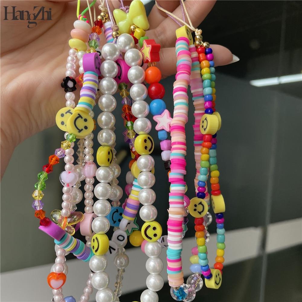 hangzhi-2021-Новые-Красочные-акриловые-бусины-улыбка-мобильный-телефон-цепи-мобильного-телефона-ремень-анти-потерянный-ремешок-для-женщин-летни