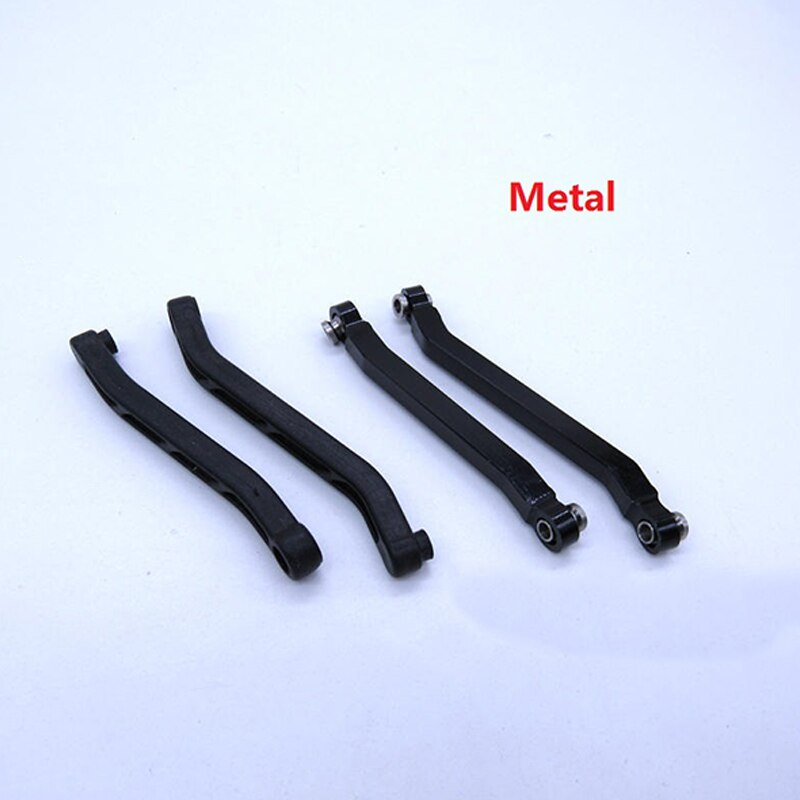 Metal Chassis Pull Rods Drag Link Suspension for MN D90 D91 D96 D99 D99S MN90 MS 1/12 RC Car Upgrade Parts enlarge