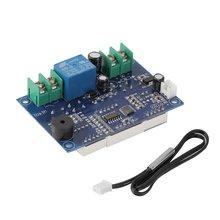 DC 12V Digital Wärme Kühlen Temp Thermostat Temperatur Control Switch Module Auf/Off Controller Board mit Sensor