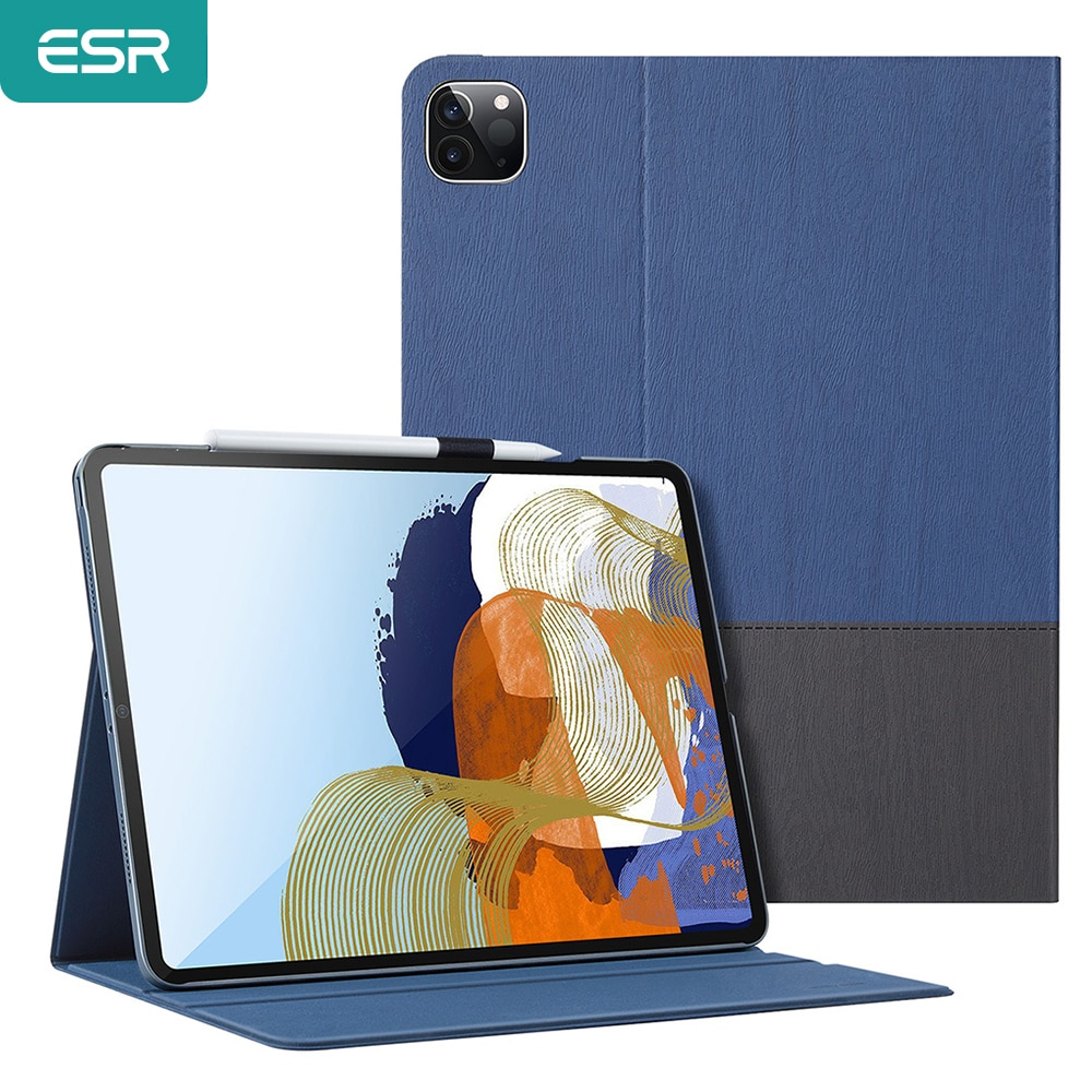 ESR for iPad Pro 11 2021 12.9 Case Oxford Cloth 3rd 5th Gen