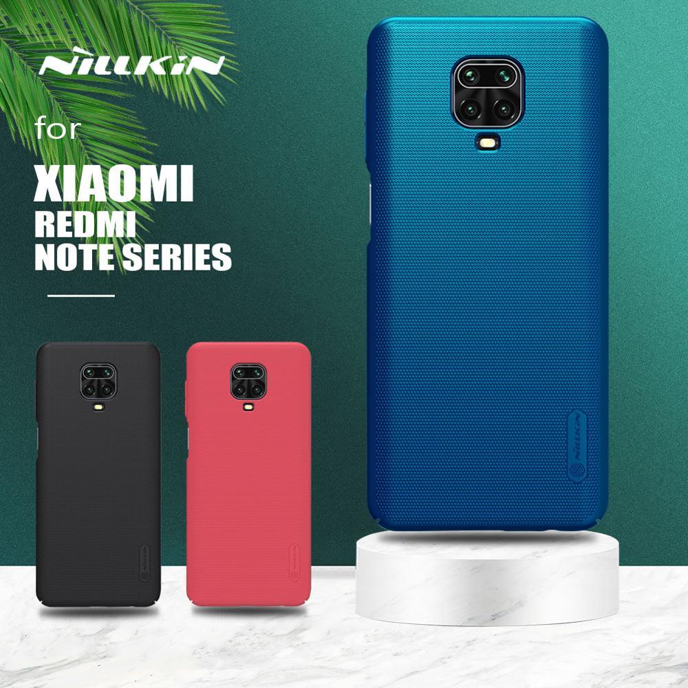 Для Xiaomi Redmi Note 9 Pro Max 9S 8T 8 7 6 5 чехол Nillkin супер матовый защитный чехол для Xiaomi Redmi Note 9S 9 Pro Max 8T 8 7