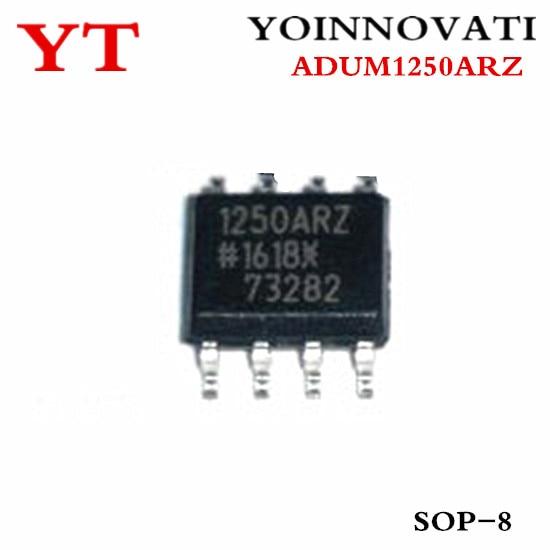 20 Teile/los ADUM1250ARZ ADUM1250A 1250ARZ SOP-8 IC Beste qualität