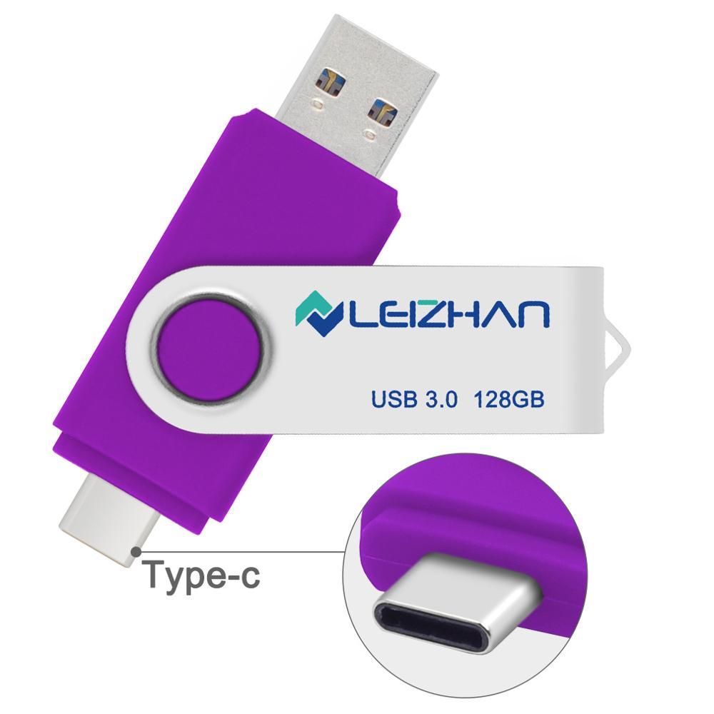Unidad Flash USB tipo c, 3,0, para Samsung Galaxy S10, S9, S8,...