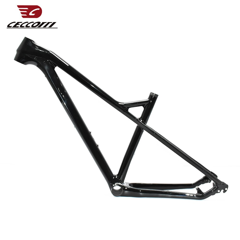 Хорошая цена карбоновая mtb рама 650B велосипедная рама дисковый тормоз карбоновая велосипедная Рама