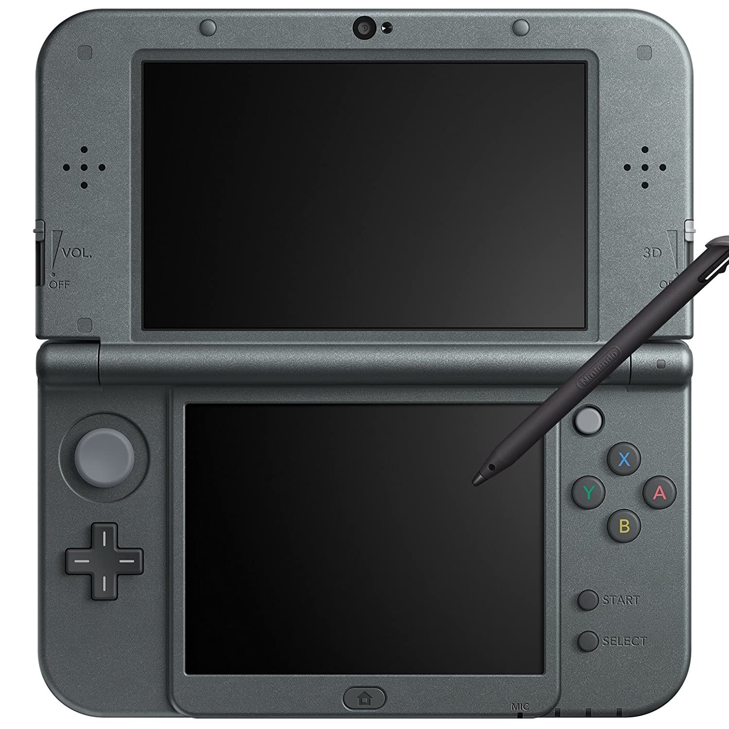 Handheld Game Touch Screen LCD Displays Cross Keypad System Console Bundle Charger & Stylus For Nintendo 3DSXL/ New 3DSXL