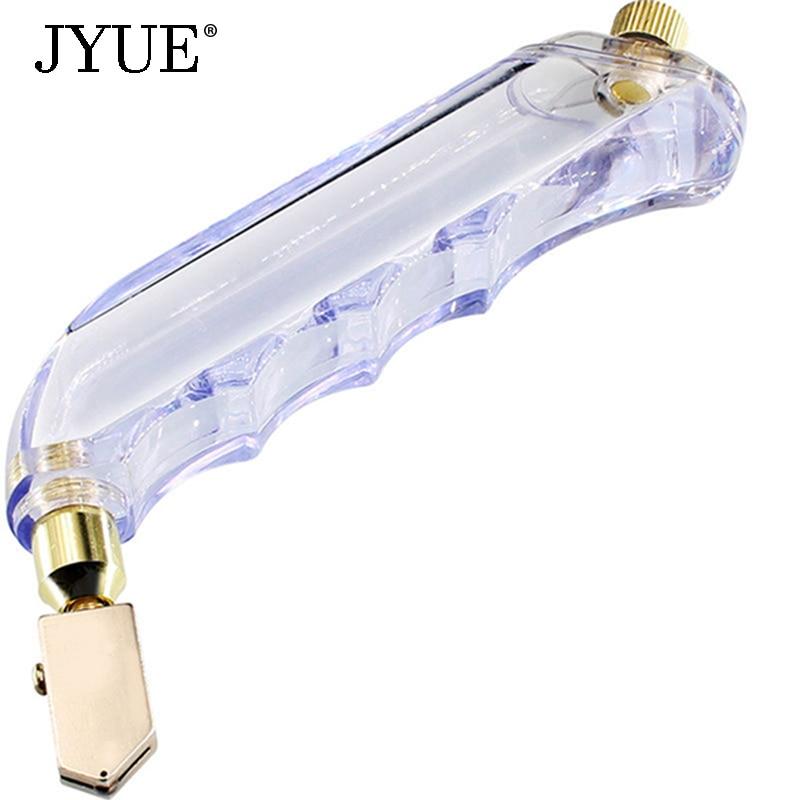 Tagliavetro professionale per taglio piastrelle di vetro utensile da taglio manuale per piastrelle tagliavetro ad olio tipo pistola 2-20mm