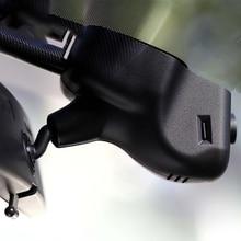 Para Volkswagen GOLF EOS, grabador de vídeo de conducción DVR para coches de alta coincidencia, aplicación de Control Mini, Wifi, cámara FHD 1080P, cámara de salpicadero HD