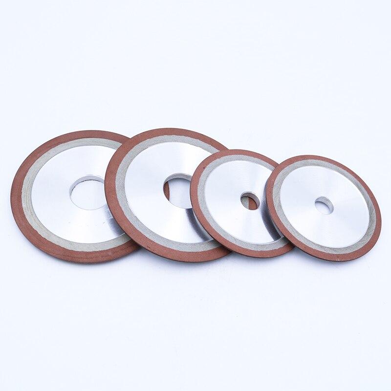 Dish Resin Bond Grinding Diamond Polish Wheel For Saw Blade Polishing Resin Wheel