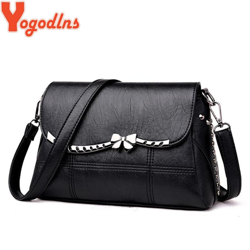 Yogodlns na moda de luxo mulheres sacos de ombro envelope aleta bolsa bolsa mãe de meia-idade sacos do mensageiro bolsas diárias