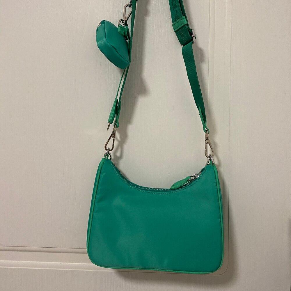 ساسا 2021 النايلون حقيبة لسيدة الرسائل حقيبة للنساء محفظة جيب للطلاب
