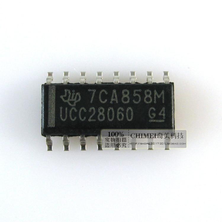 ¡Entrega Gratuita! UCC28060 corrección de factor de potencia (PFC) chips controladores
