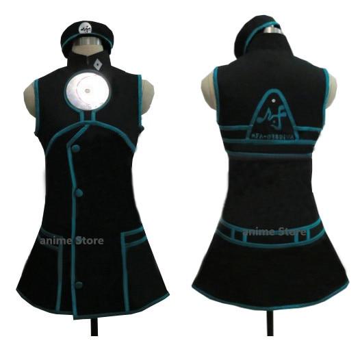 Hatsune Miku Project Diva desu cosplay costume custom any size