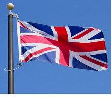 Décor intérieur drapeau britannique royaume-uni royaume-uni 90x150cm angleterre pays de galles grande-bretagne Union Jack drapeaux nationaux bannières drapeau extérieur