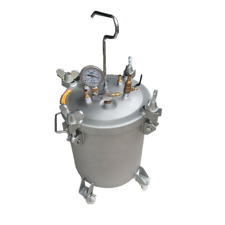 Vacuum Pressure Resin Catch Pot Infusion Equipment