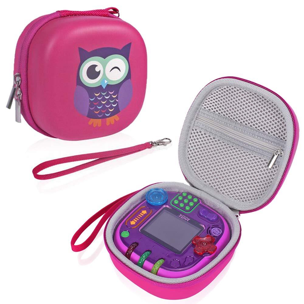 Taşınabilir seyahat çantası saklama çantası korumak kılıf çanta kapak taşıma çantası Leapfrog Rockit büküm el öğrenme oyunu ve