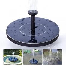 Mini Solar fountain Garden Pool Pond Solar Panel Floating Fountain Decoration Water Fountain Solar PanelDropshipping