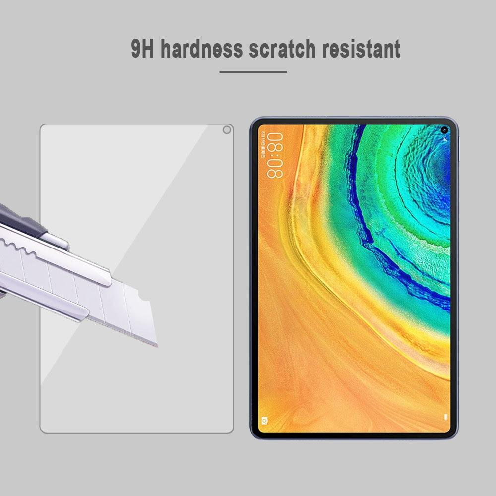 """Закаленное стекло Защитная пленка для экрана для Huawei MatePad Pro 10,8 Wi-Fi LTE 5G MRX-W09 MRX-W19 MRX-AL09 10,8 """"стекло"""