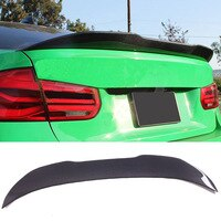 P-M Style Carbon fiber Trunks Spoiler Fit For BMW F82 M4