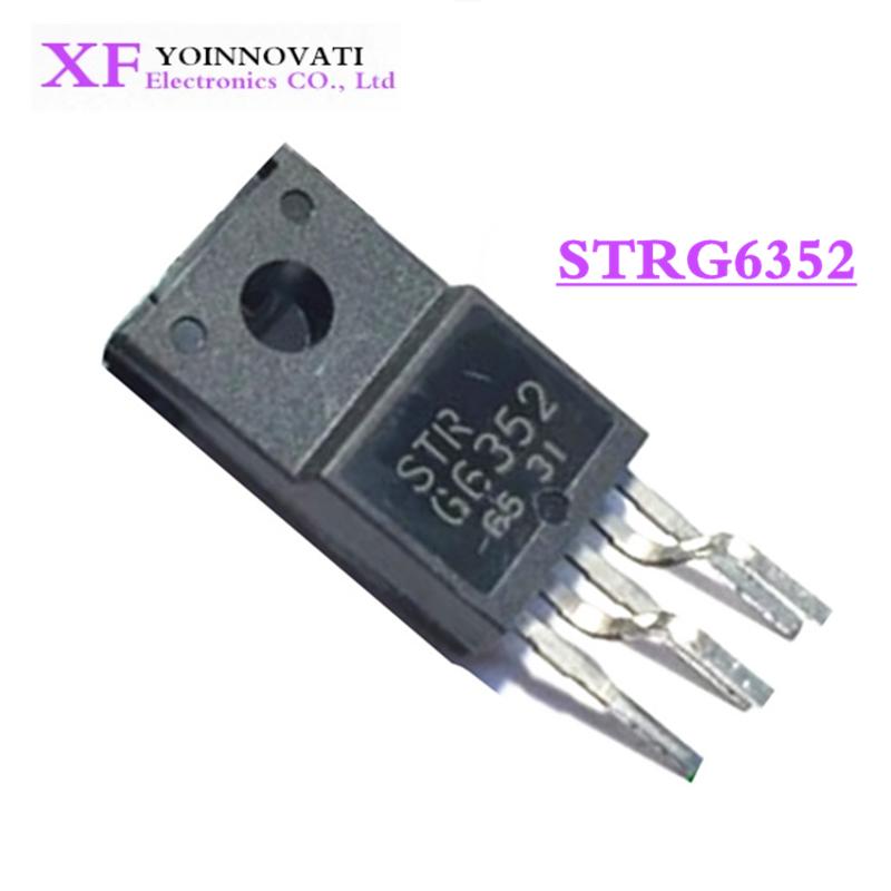 10 шт./lpt STRG6352 STR-G6352 STR G6352 TO-220F IC лучшее качество.