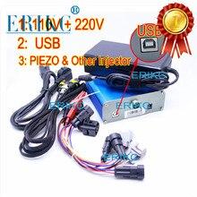 ERIKC портативный тестер инжектора CRI800 S60H E1024031 тестер форсунки топливного инжектора тестер валидатор электромагнитный пьезо общий рельс