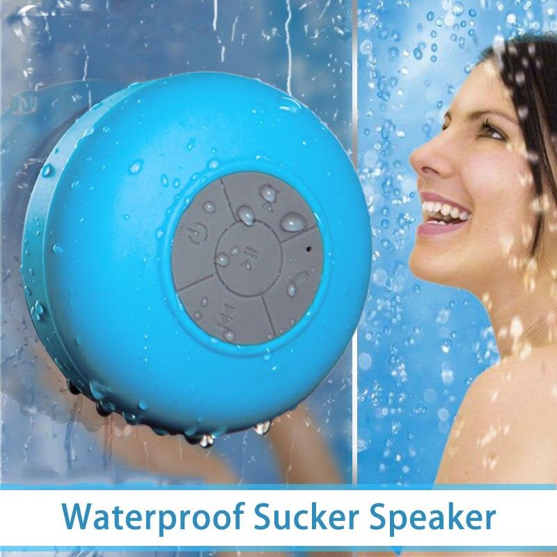 Mini Altavoz Ducha Bluetooth altavoces impermeable Parlantes Caixa De Som Portatil música...