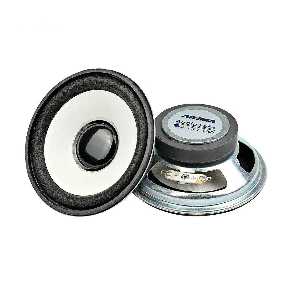 AIYIMA-minialtavoz portátil de 3 pulgadas, sistema de sonido para cine en casa,...