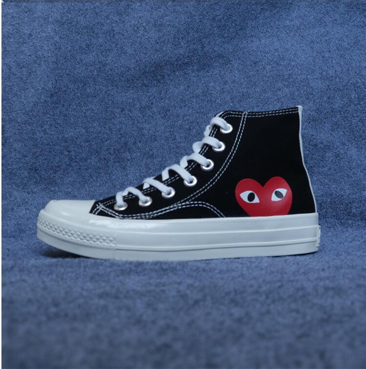 Zapatos de Skateboarding para hombre y mujer, calzado de primavera, negro, modernos...