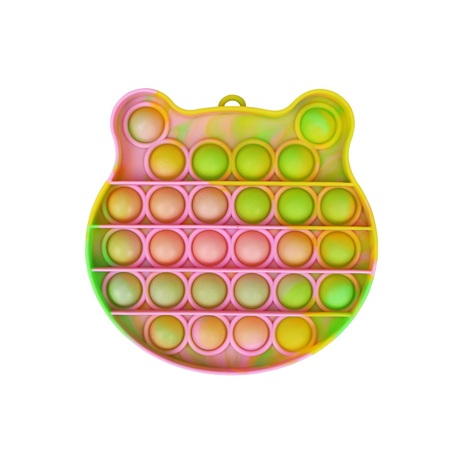 AliExpress - Colorful Fitget Toys Pop It Game For Adult Kid Push Bubble Fidget Sensory Toy Autism Special Needs Stress Reliever Popoit