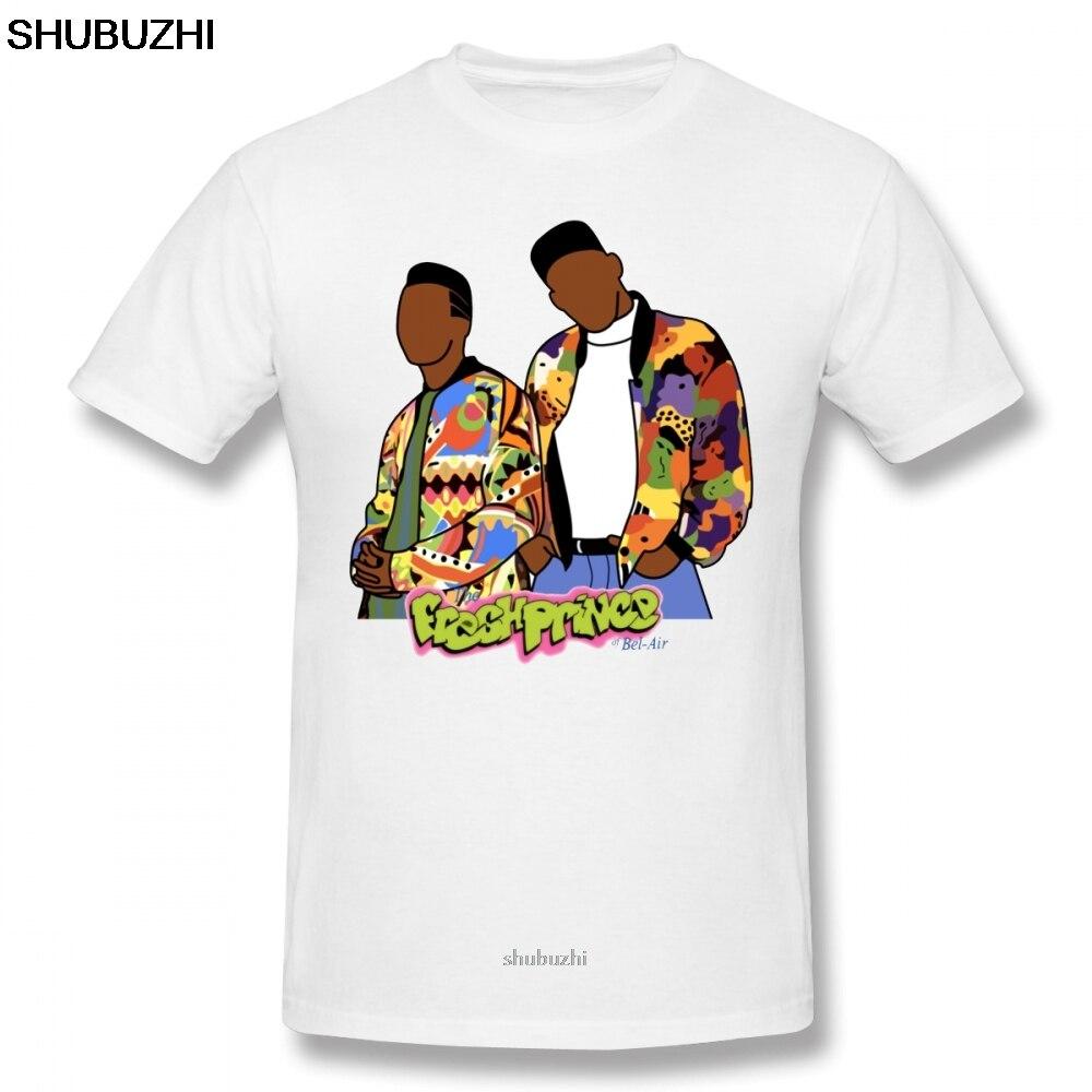 Novo príncipe t camisa fresco príncipe camiseta impressionante básico camisa 100 por cento algodão impressão xxxl homem manga curta tshirt sbz8065