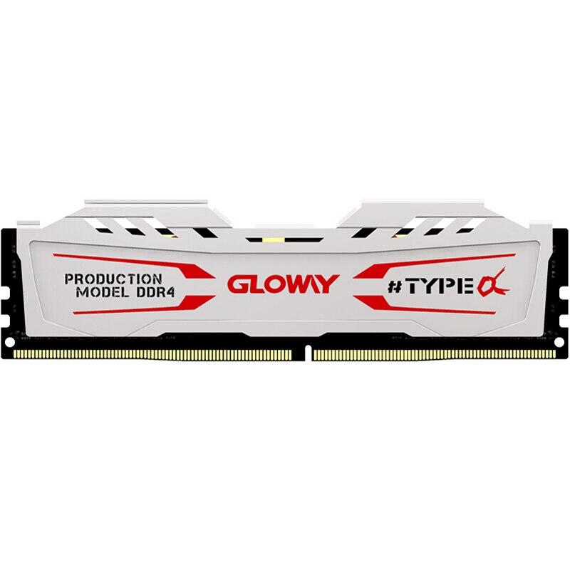 Gloway Memory Ram ddr4 8GB 16GB 2400MHZ 2666mhz 1.2V Lifetime Warranty