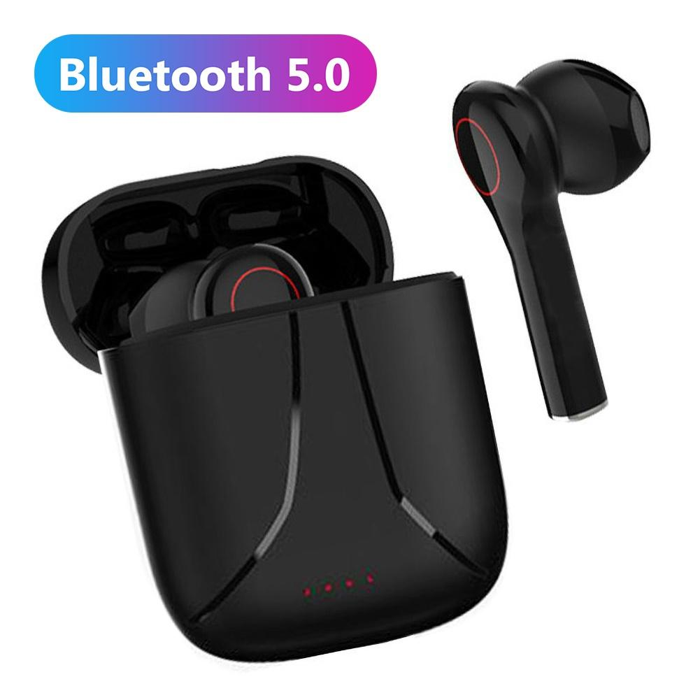 L31 TWS Wireless Bluetooth 5.0 Earphones HD Call HiFi Stereo Earbuds Touch Control Waterproof Sports Headphone Noise Reduction enlarge