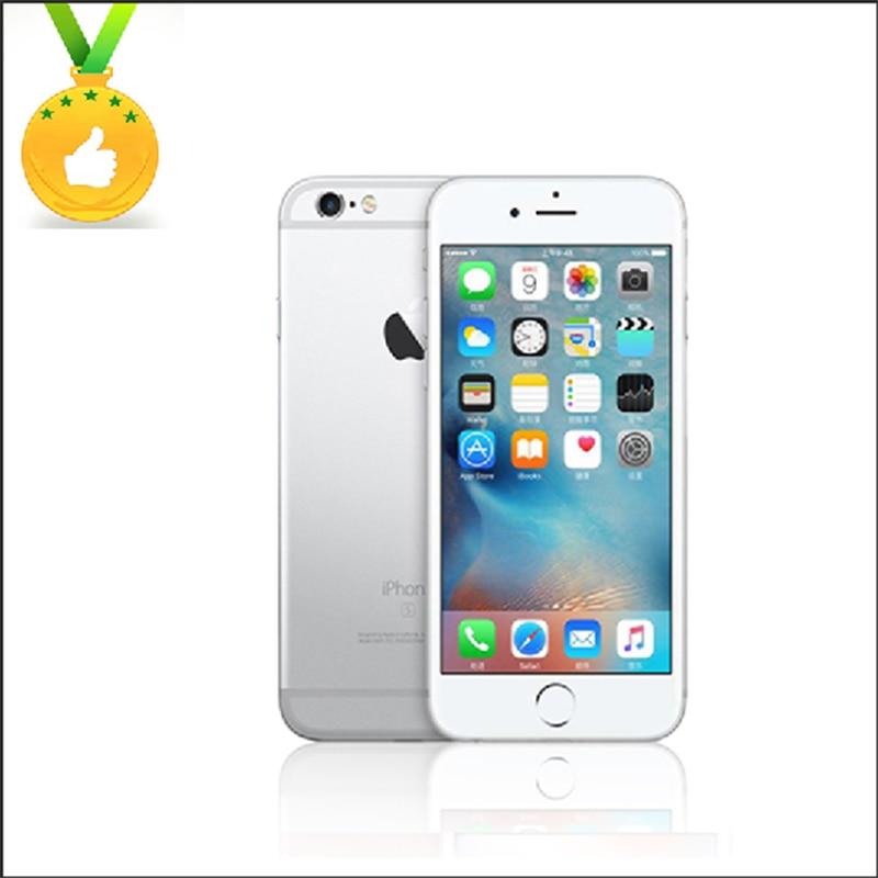 Apple Store Global Version Original used iPhone 6s Plus 16/64/128GB ROM 1GB RAM IOS Dual Core 8MP/Pixel 4G LTE Used Mobile Phone