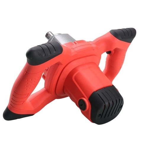 1800W Electric Mixer Handheld 6-speed Electric Mixer for Stirring Mortar Paint Cement Grout AC 220V enlarge
