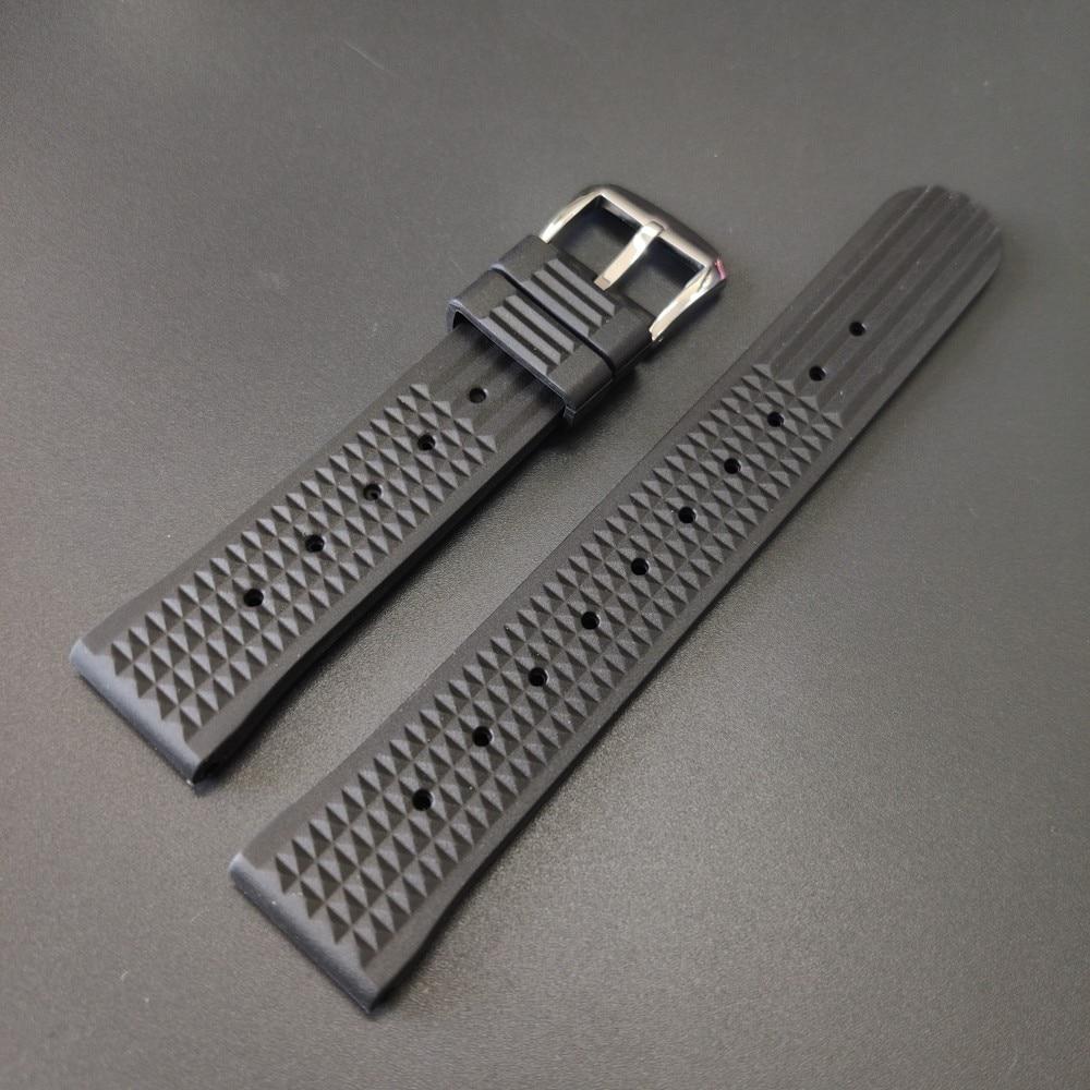 STEELDIVE Automatic Mechanical Strap 20mm Replacement Watch bands Automatic Watch Bracelets Dive Wat
