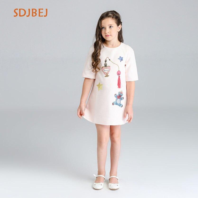 فستان للفتيات الصغيرات للحفلات موديل 2020 فستان زفاف للبنات على الطراز الأوروبي فستان الأميرات للبنات