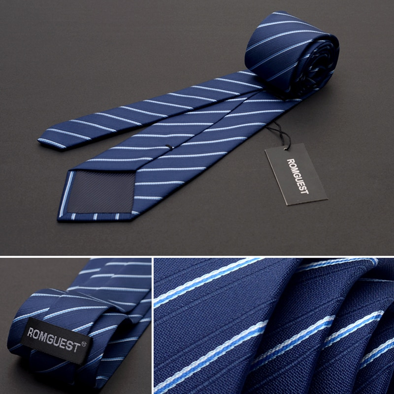 2020 High Quality Brand New Fashion 8cm Formal Business Work Necktie Bridegroom Wedding Tie Anniversary Party Ties with Gift Box