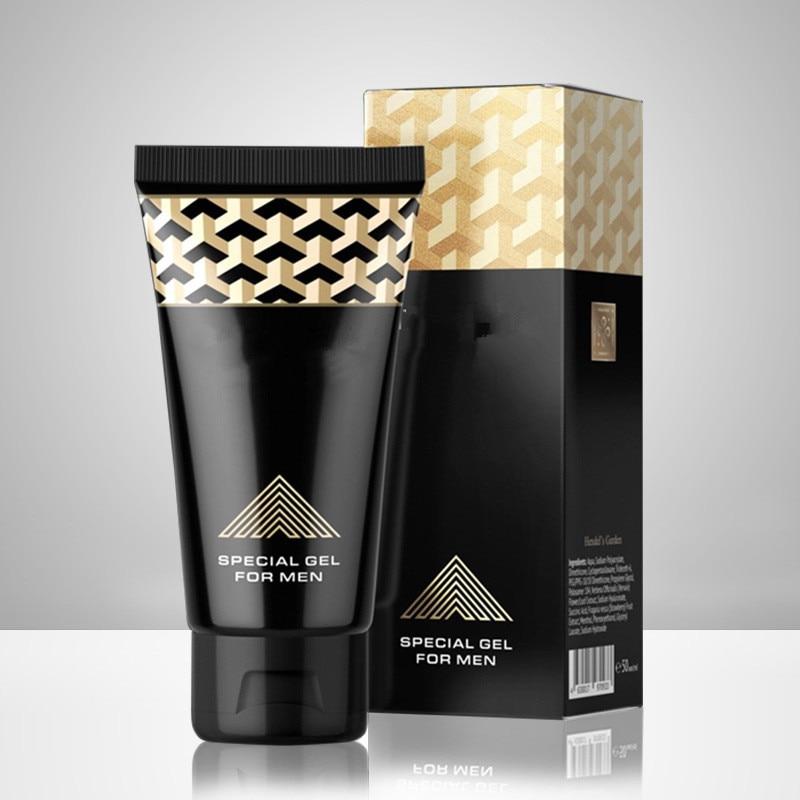 50ml Private Body Cream Original Gel Gold Special For Men Intimate Lubricant Big Thickening Enlargement Delay Cream