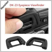 DK-23 Eyepiece Viewfinder Eyecup compatible Nikon D7100 D7200 D300 D300s DK23 Eye cup Cover blinkers for Nikon DSLR Camera