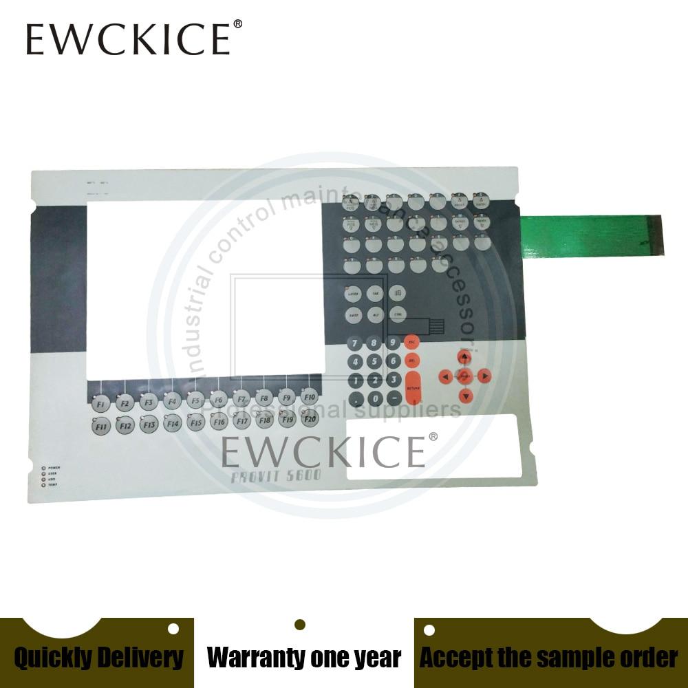 NEW PROVIT 5600 HMI PLC Membrane Switch keypad keyboard Industrial control maintenance accessories