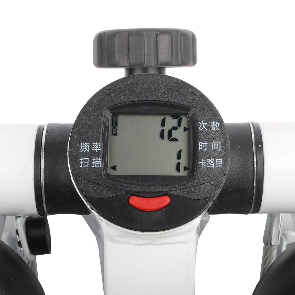 Купить с кэшбэком Running machine stepper elliptical trainer Fitness mini aerobic stepper Platform equipment pedal exerciser treadmill